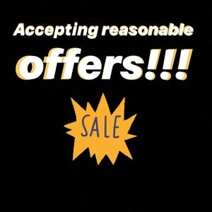 Other - Hit the offer button!!